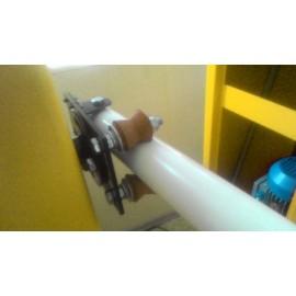 Рубеж САТРО СОС Система откидывания круглой стрелы с регулировкой усилия  удержания и угла откидывания