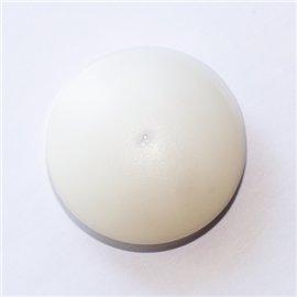 Радиочастотный противокражный антикражный датчик ракушка RFDesigner Golf63 мм,белый