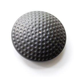 Датчик ракушка черный 63 мм, Радиочастотный противокражный антикражный датчикRF Designer Golf 63 мм
