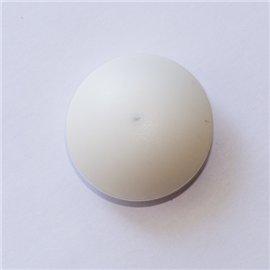 Радиочастотный противокражный антикражный датчик ракушка RFDesigner Mini45 мм, белый